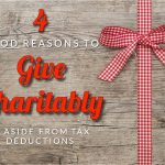 Mensa's Four Good Reasons To Give Charitably, Aside From Tax Deductions