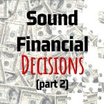 Emelia Mensa EA, CPA, CGMA's Key Points On How To Make Sound Financial Decisions (Part 2)